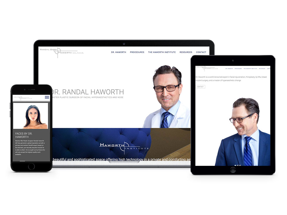 Dr. Haworth Website