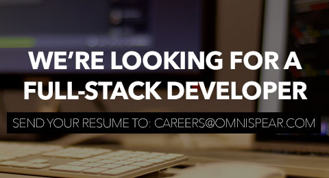 Looking for Full-Stack PHP Developer