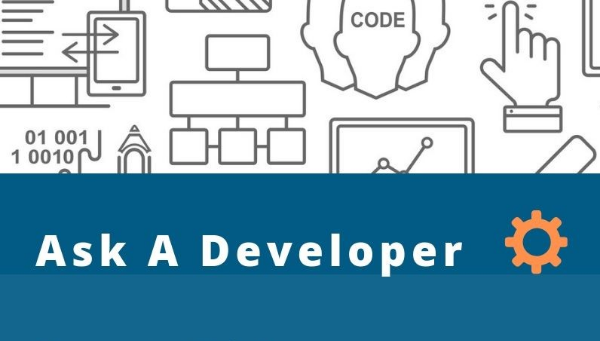 Ask A Developer Feature Article